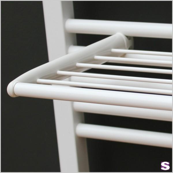 Handtuchablage 500mm weiß
