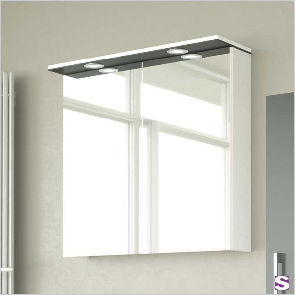 Lichtspiegelschrank SPI-174 610x725x230mm